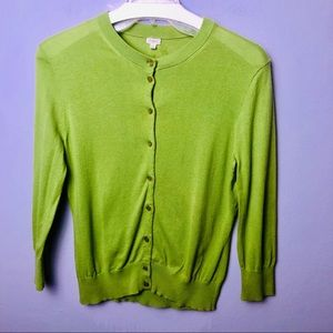 J. Crew Factory Cardigan Sweater